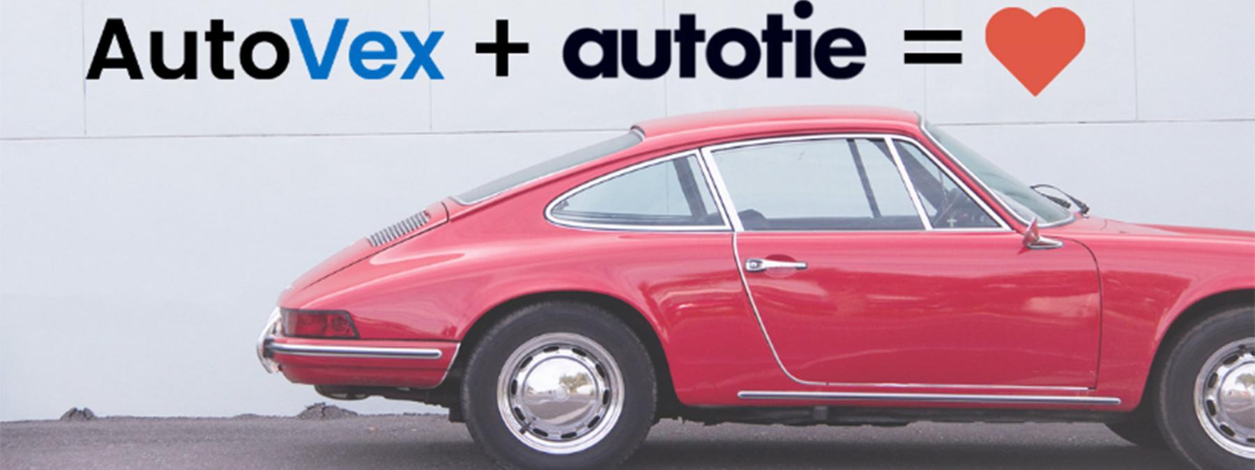 AutoVex uuteen jännittävään yhteistyöhön Autotien kanssa.